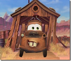 Cars Toon Screen 1