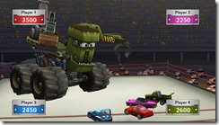 Cars Toon Screen 2