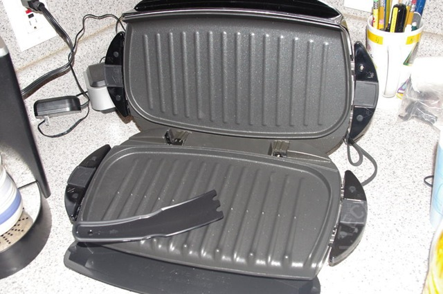 George foreman next grilleration removable plate grill review techydad - Grill with removable plates ...
