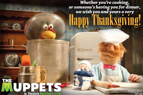 Muppets Thanksgiving
