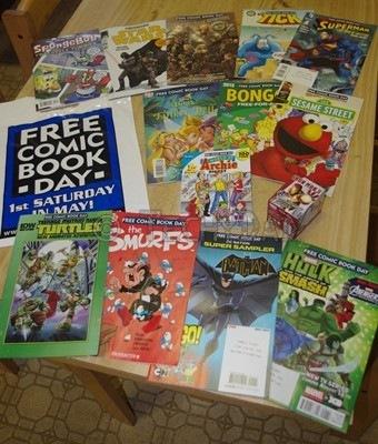 comics-selection