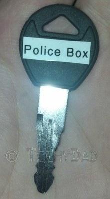 TARDIS-Key