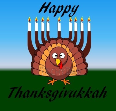 thanksgivvukah-turkey