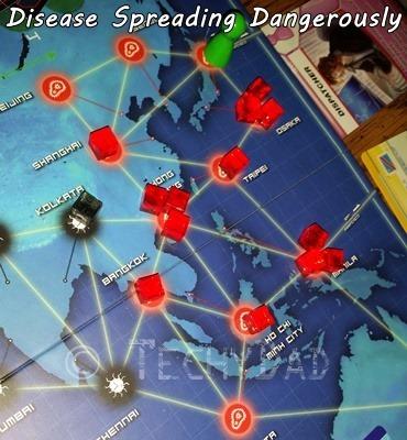 disease-spreading