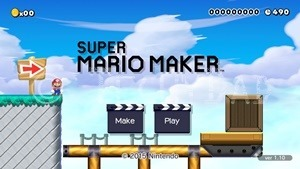 SuperMarioMaker