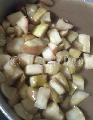 skillet-apples