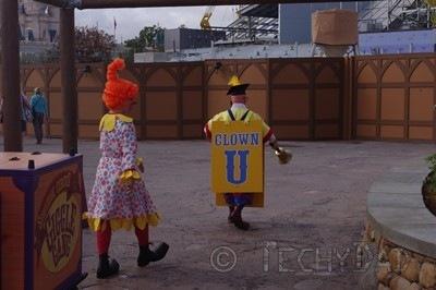 clown-u