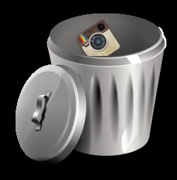 intagram_trash