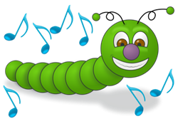 The Earworm and the Memorized Lyrics