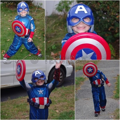 Captain JSL America