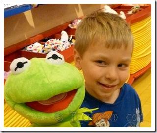 Kermit-JSL