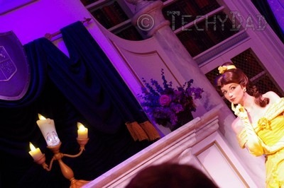 lumiere and belle