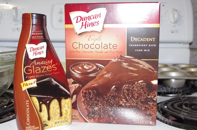 Duncan Hines Triple Chocolate Cake Review