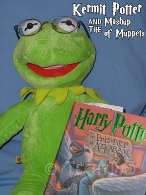 Kermit Potter and the Mashup of  Muppets