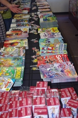 comic-books-selection