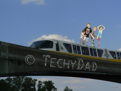 Kids On The Monorail