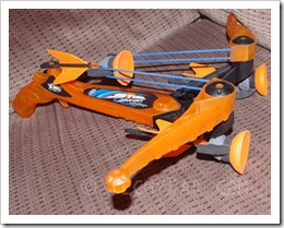 Zing Z-X Crossbow Locked and Loaded