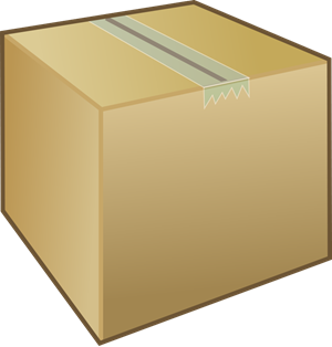 Kliponius_Cardboard_box_package
